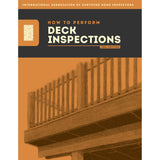 How to Perform Deck Inspections Book
