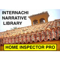 InterNACHI Narrative Library for Home Inspector Pro