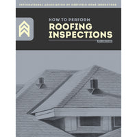 How to Perform Roofing Inspections Book