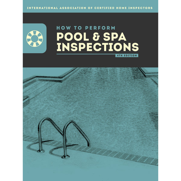 How to Perform Pool and Spa Inspections Book