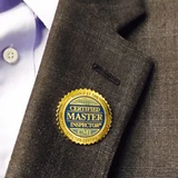 Certified Master Inspector® Lapel Pin