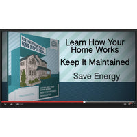 Free Promotional Video for InterNACHI's Home Maintenance Book