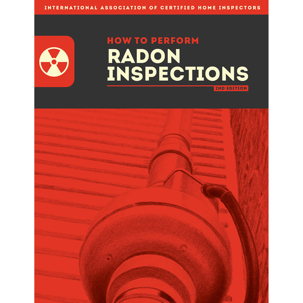 How to Perform Radon Inspections Book