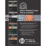 InterNACHI Field Guide for the Inspection of Roofs Total Package