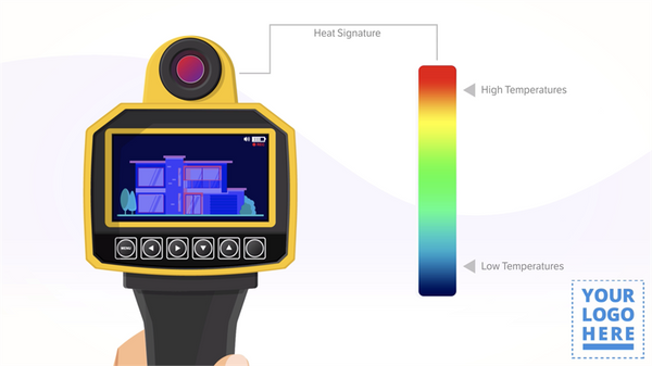 Custom-Branded Thermal Imaging Inspection Video