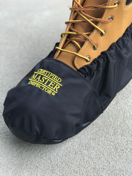 The Ultimate Shoe Covers for Certified Master Inspectors®