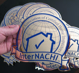 FREE InterNACHI Decals
