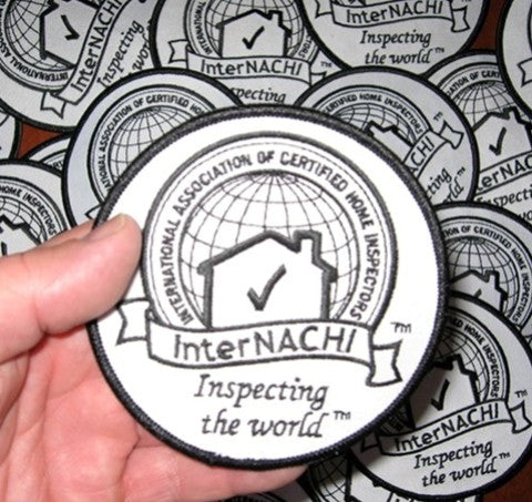 FREE InterNACHI Patches