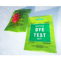 Septic Dye Test Kit