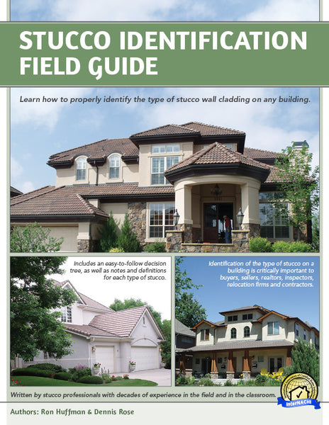 Stucco Identification Field Guide