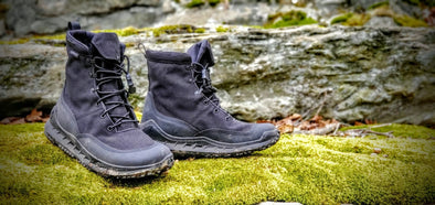 Lee-Stuart Evans // LALO Tactical Rapid Assault Boots Review