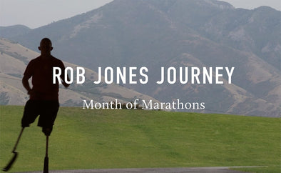 ROB JONES' JOURNEY