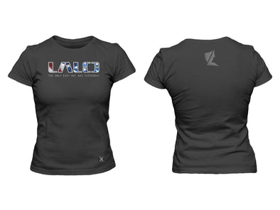 LALO Flag Tee W | Accessories - LALO USA | Tactical and Athletic Footwear