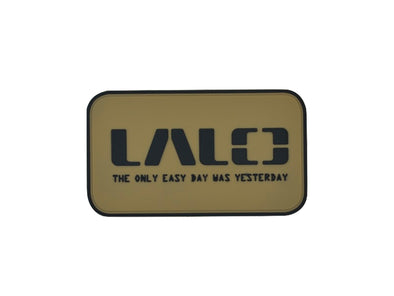 LALO Velcro Patch