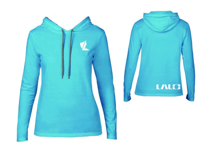LALO Lightweight Hoodie W | Accessories - LALO USA | Tactical and Athletic Footwear