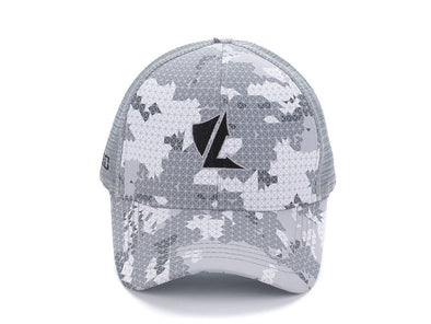 LALO Camo Trucker Hat Grey Main Image