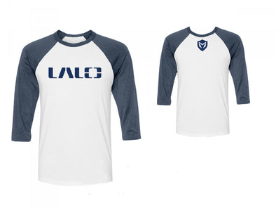 LALO Mens Athletic Maximus Baseball Tee