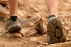 Women hiking on trails using the LALO Zodiac Recon running shoe