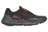 Zodiac Recon Running Trail Shoe Medial View Black Ops