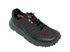 Zodiac Recon Running Trail Shoe 3qtr view Black Ops