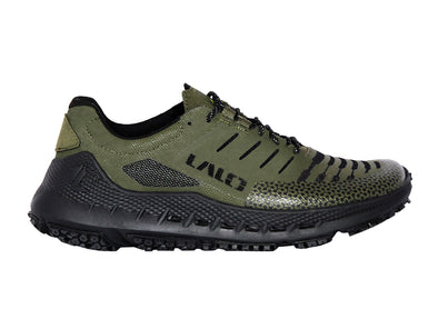 Zodiac Recon Running Trail Shoe Main Image Jungle green