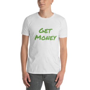 Get Money - Short-Sleeve Men's T-Shirt