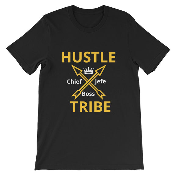 Hustle Tribe - Short-Sleeve T-Shirt