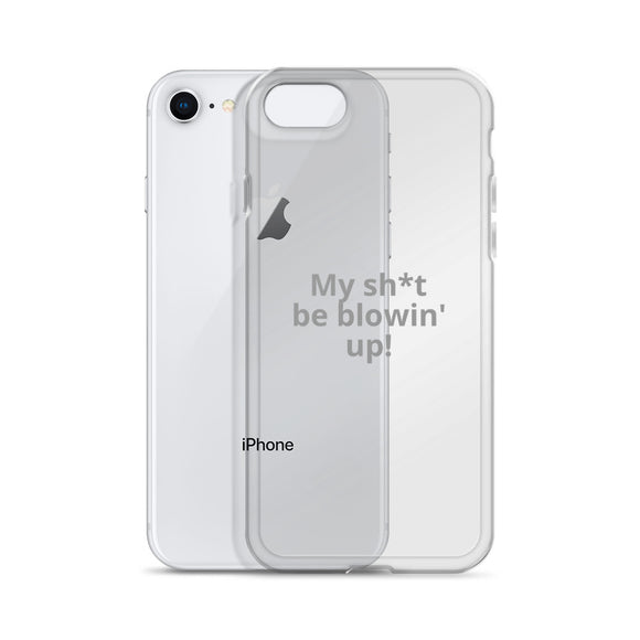 Blowin Up - iPhone Case
