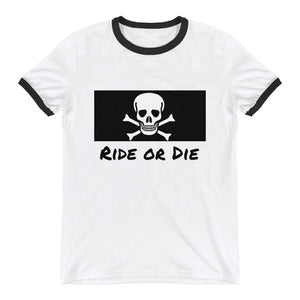 Ride of Die - Ringer T-Shirt