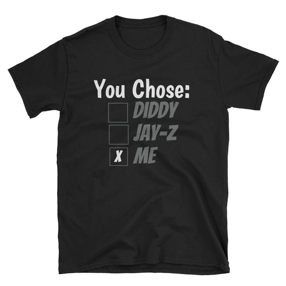 Diddy Jay-Z - Short-Sleeve T-Shirt
