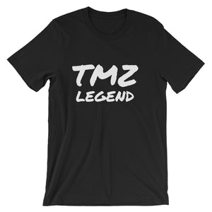 TMZ Legend - Short-Sleeve Unisex T-Shirt