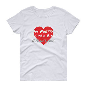 Pretty & Rich - Women's short sleeve t-shirt