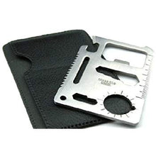 11 in 1 Multinational Credit Card Tool