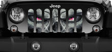Always Watching (PINK Eyes) Jeep Grille Insert