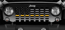 American Tactical Gold Line Flag Jeep Grille Insert