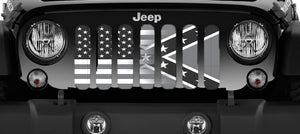 Tactical American Rebel Grille Insert