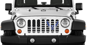 Fly High Air Force Grille Insert