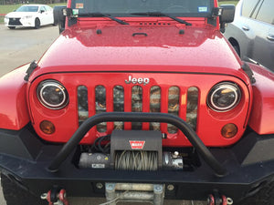 Angry Patriot Grille Insert