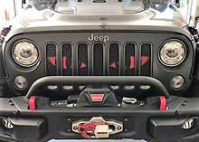 Chaos Red Eyes Grille Insert