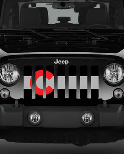 Colorado Red Grille Insert
