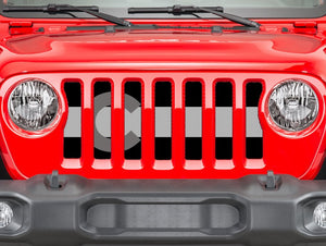 Colorado Tactical State Flag Grille Insert