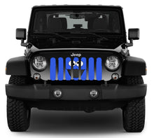 Cookie Monster Grille Insert