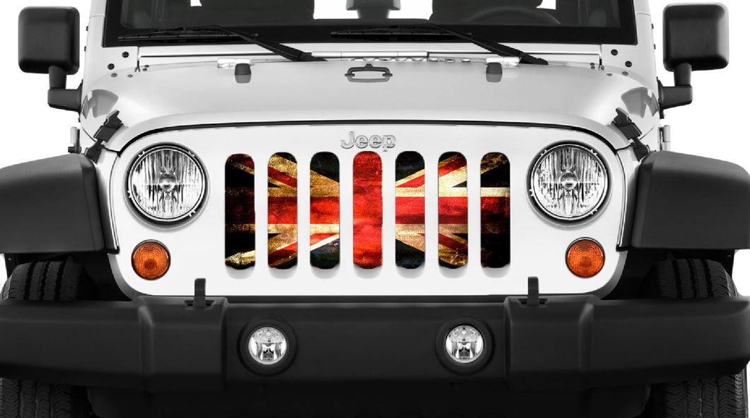 English Rock Grille Insert