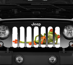 Hey You! Tree Frog Grille Insert