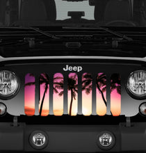 Island Life Jeep Grille Insert