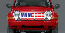 Land of the Free Jeep Grille Insert