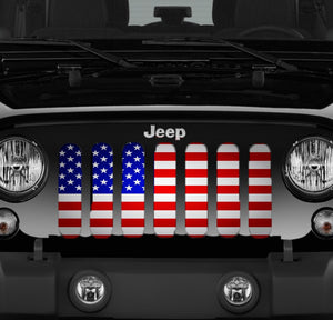 Land of the Free Grille Insert