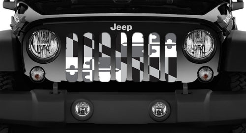 Maryland Tactical Jeep Grille Insert