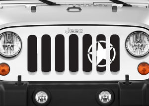 Oscar Mike Grille Insert