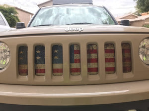 American Victory Grille Insert